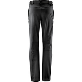 Maier Sports Lulaka Pantalones enrollables Mujer, black